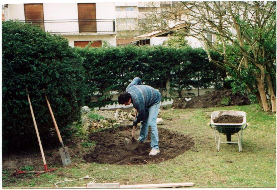 Le jardin de Danyland
